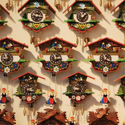 Cuckoo Clock Repair by Perfect Tyme in Southern California