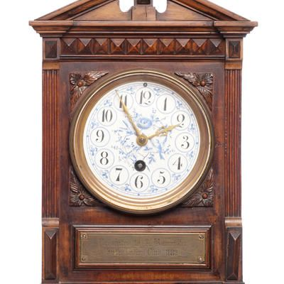 Mantle Clock Repair by Perfect Tyme in Southern California