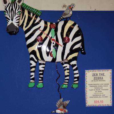 Zeb the Zebra